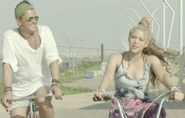 Un Juzgado de Madrid admite una demanda por plagio contra Shakira y Carlos Vives por La Bicicleta, según MDRB Music