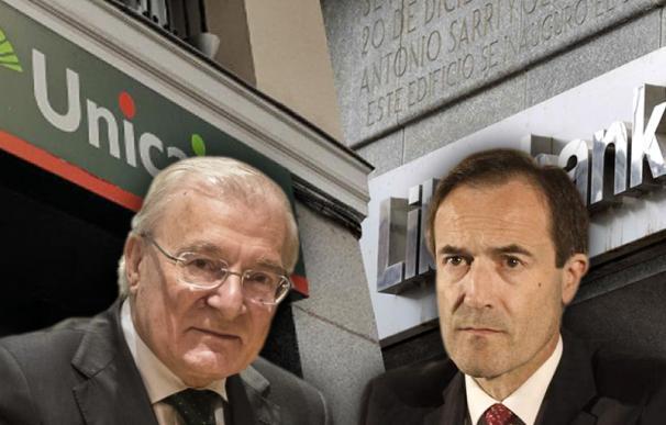 Unicaja y Liberbank negocian los detalles d su fusión con el BCE