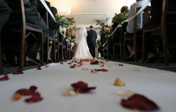 Fotografía de una boda.