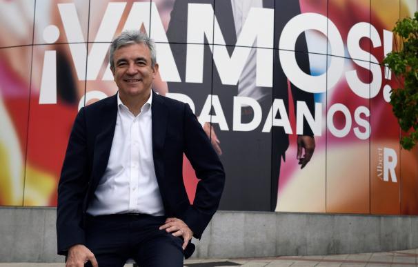 Luis Garicano, candidato de Ciudadanos a las europeas