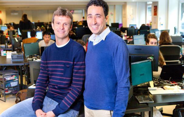 Jon Uriarte y Ander Michelena, cofundadores de Ticketbis.