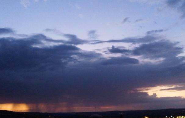 Nubes, tiempo, meteorología