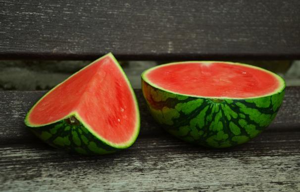 La sandía, una fruta perfecta para combatir la hipertensión - Pixabay