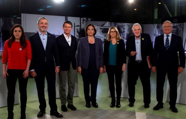 Resumen de programas electorales de Barcelona
