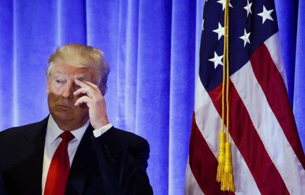 El presidente de Estados Unidos, Donald Trump. EFE