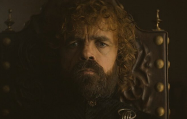 Fotografía de Tyrion Lannister.