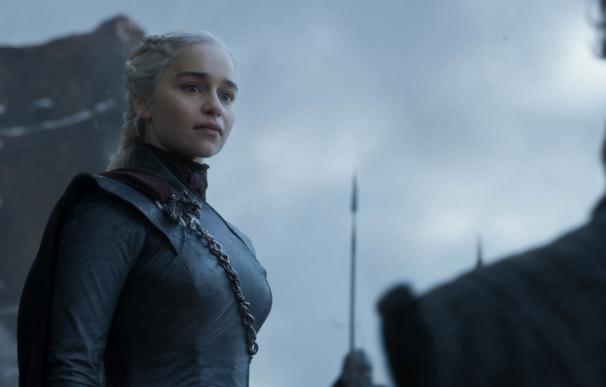 Daenerys se dirige a su tropa