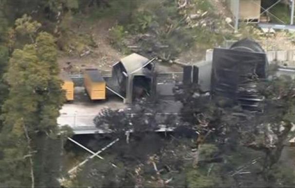 Una explosión en una mina de Nueva Zelanda deja 27 atrapados