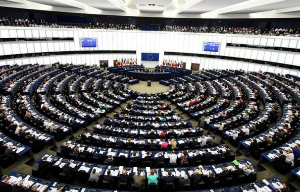 Foto de archivo del Parlamento Europeo en Estrasburgo / Efe