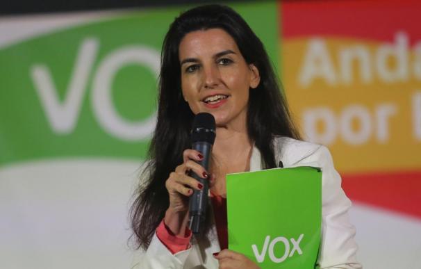 Rocío Monasterio, Vox