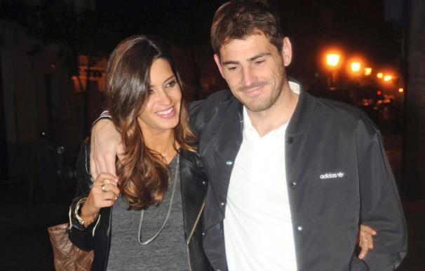 Iker Casillas bromea con Sara Carbonero en pleno proceso de recuperación