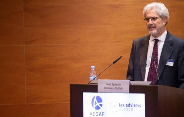José Ignacio Alemany, presidente de Aedaf / Aedaf