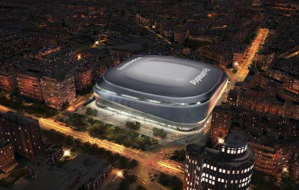 Fotografía Santiago Bernabéu