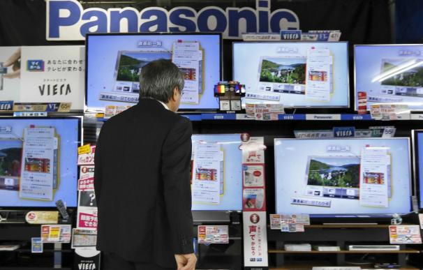 Panasonic registra beneficios récord durante la primera mitad del ejercicio