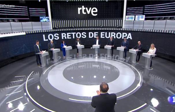 Debate parlamento europeo