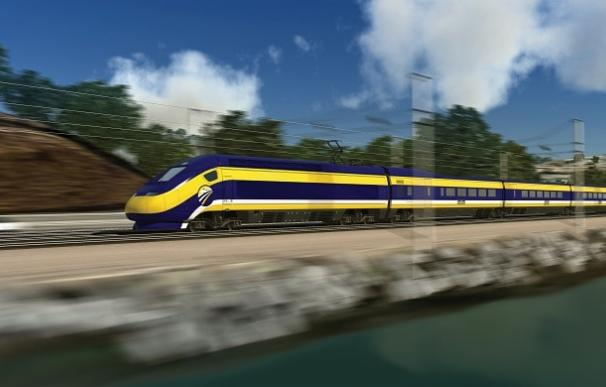 tav california ferrovial