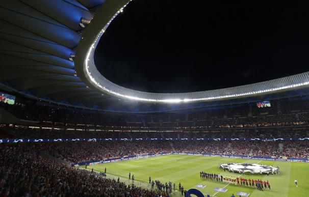 Enfrentamiento entre el Atlético de Madrid y la Juventus