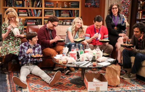 Big Bang Theory / Neox