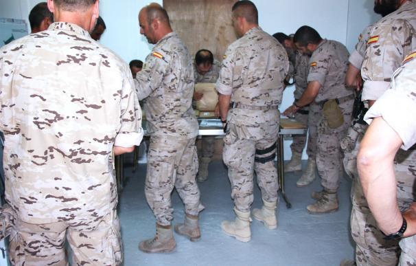 El Ministerio de Defensa ha facilitado el voto por correo a todos los militares que lo solicitaron. /Defensa.gob