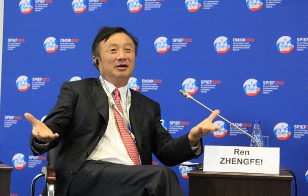 Ren Zhengfei, presidente de Huawei Technologies (Foto: Huawei)