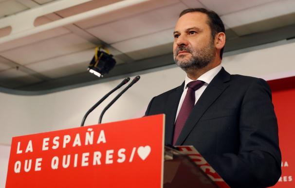 Ábalos mantiene su oferta a Ciudadanos pero prefiere un gobierno con Podemos