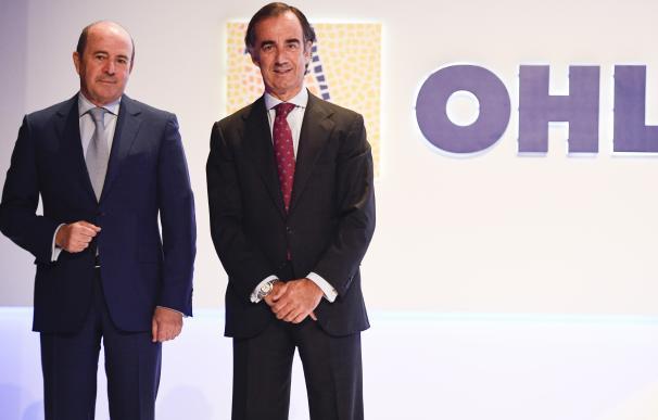 Junta de accionistas 2019 de OHL.