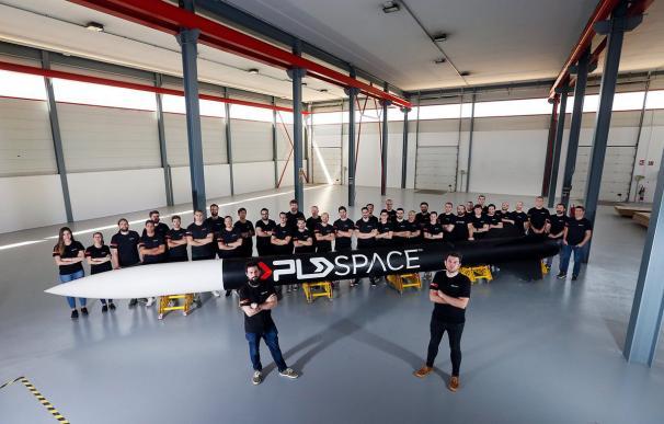 Equipo de PLD Space