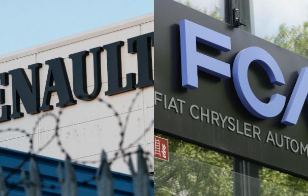 Fiat y Renault quieren crear el tercer grupo mundial de automóviles.