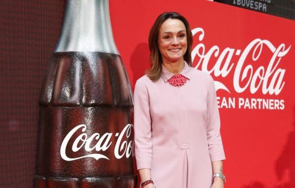 Sol Daurella, presidenta de Coca-Cola European Partners.