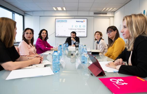 Foro Naturgy-LaInformación sobre liderazgo femenino