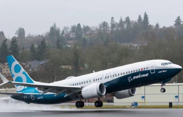 Las autoridades aéreas han suspendido en la mayor parte del mundo los vuelos del 737 MAX. /Boeing