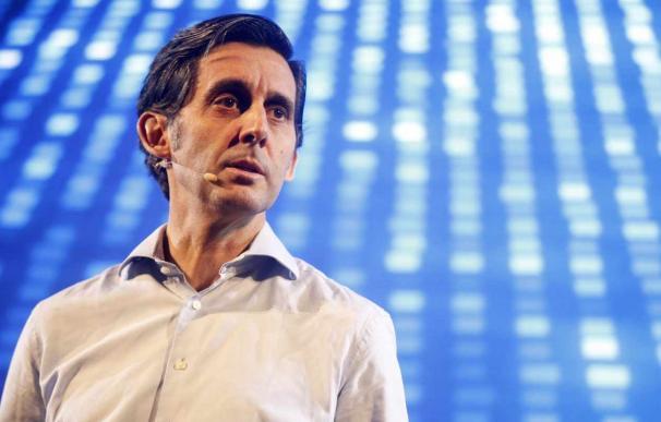 El presidente de Telefónica, José María Álvarez-Pallete. TELEFÓNICA