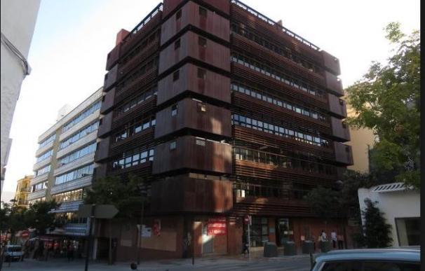 El edificio sede de Urbanismo en Marbella