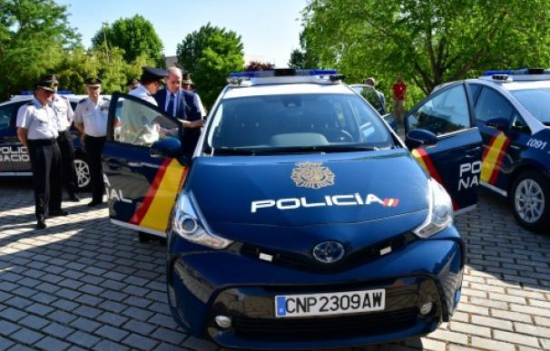 Con los nuevos i-ZETA de la Policía no conviene saltarse ni un Stop