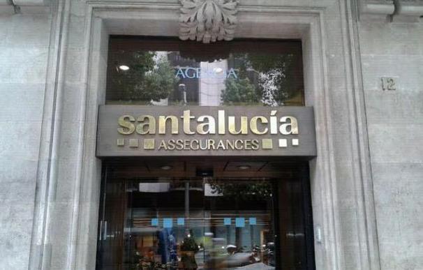 Santalucía compra el negocio de seguros de Aviva en España por 475 millones