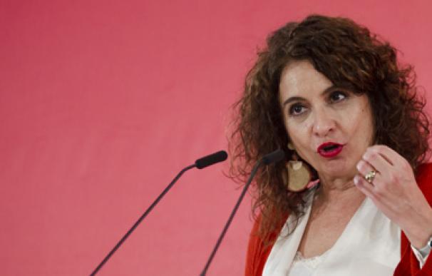 María Jesús Montero apoyo apertura