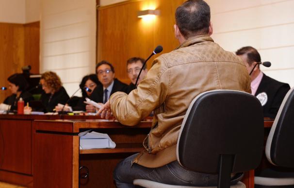El padre de la niña Sara, de 4 años, declara como testigo en el juicio