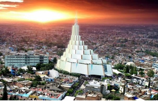 Sede de la Iglesia La Luz del Mundo / LLdM