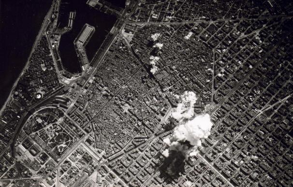 ICV-EUiA pide al Ayuntamiento de Barcelona que se persone en la causa contra bombardeos de la Guerra Civil