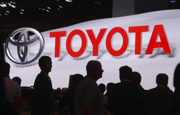 Toyota vende casi 5 millones de vehículos, un 1,3 por ciento más, de abril a septiembre