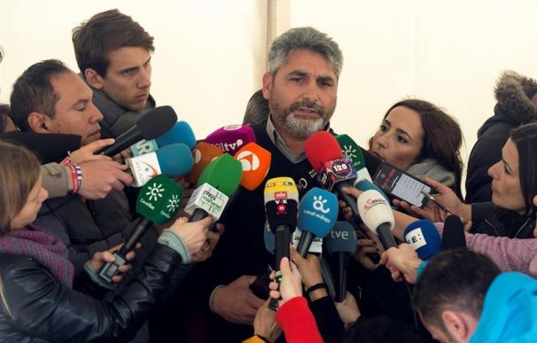 Fotografía de Juan José Cortés, padre de Mariluz.