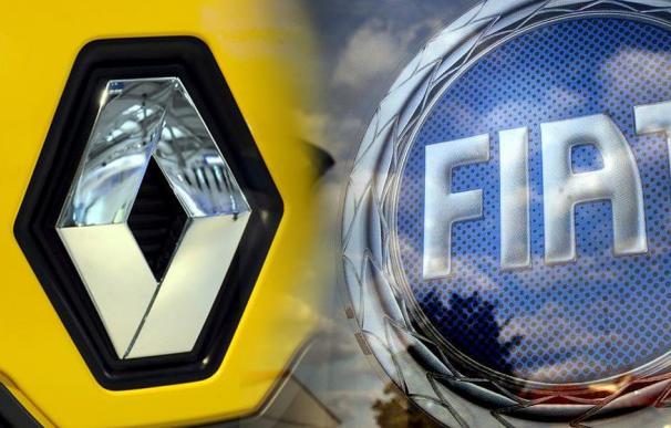 La fusión fallida de Fiat y Renault