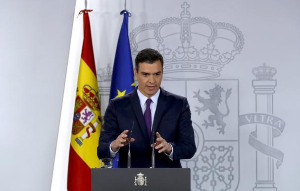 Sánchez fija la transición ecológica como eje de las negociaciones con PP, Cs y UP