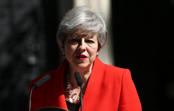 Theresa May anuncia su dimisión