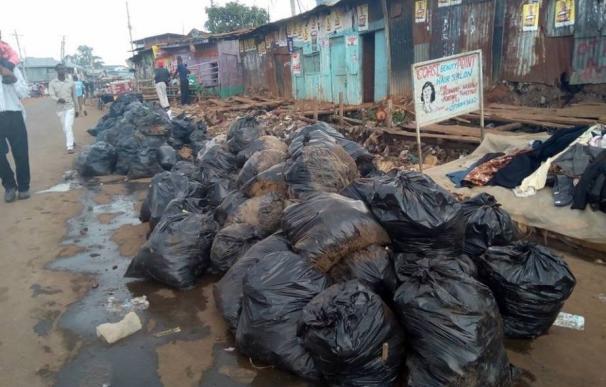 Kenia prohíbe las bolsas de plástico con multas de hasta 32.000 euros y penas de prisión de hasta 4 años