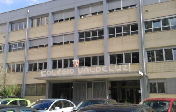 Imagen del colegio Valdeluz.