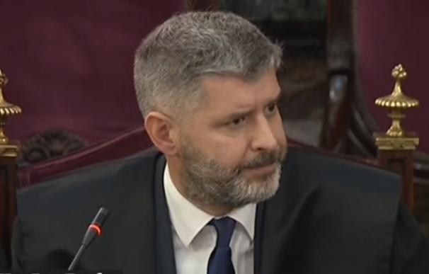 Andreu Van Den Eynde, abogado de Oriol Junqueras y Raul Romeva