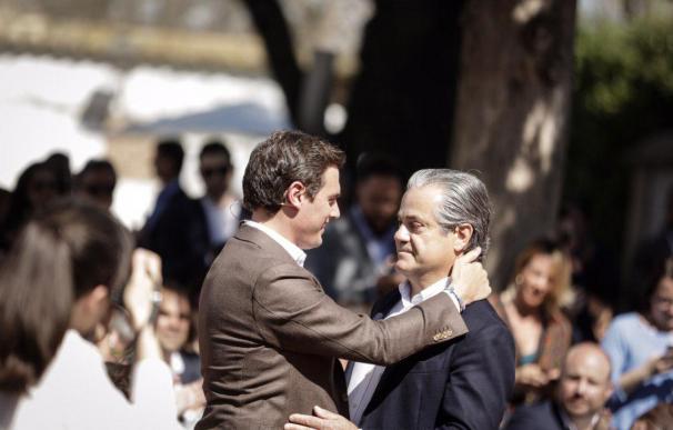Albert Rivera ya tiene estrella: Marcos de Quinto, ex vicepresidente de Coca-Cola (Foto: Ciudadanos)