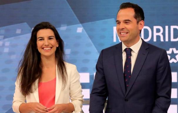 Ignacio Aguado y Rocío Monasterio