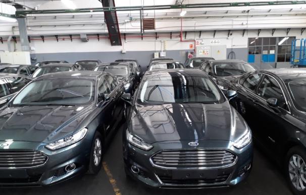 164 Ford Mondeo híbrido ECO: Hacienda compra coches para ministros y cargos